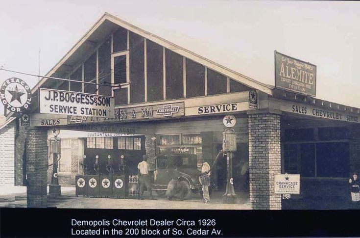 Boggess & Son Chevrolet Company
