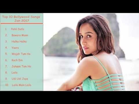 Latest Bollywood Songs January 2017 | Best and Top Songs Jukebox