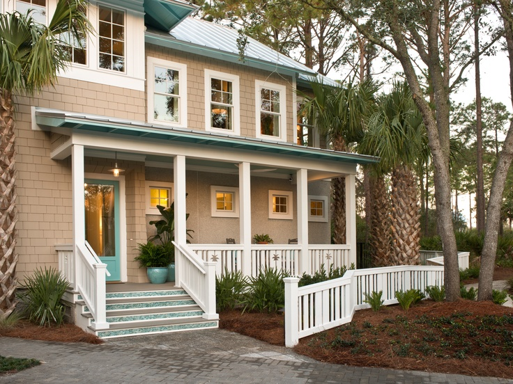 The 144 Best Beach Cottage Plans Images On Pinterest House