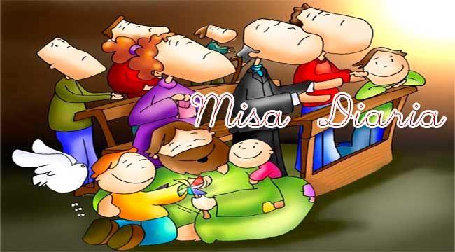 Descarga la misa diaria para el mes de diciembre