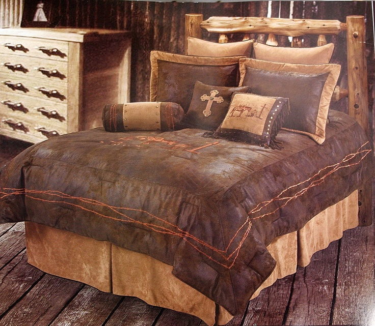 17 Best Images About Bedroom On Pinterest Western Furniture Rustic Lighting And Rustic