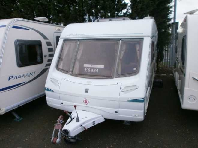 Abbey Archway 520 2004, 4 berth, (2004) Used  Touring caravan for sale in Tyne