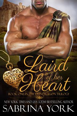 Do you belong in a Highland Romance? Well just ask author Sabrina York with her latest book Laird of Her Heart...