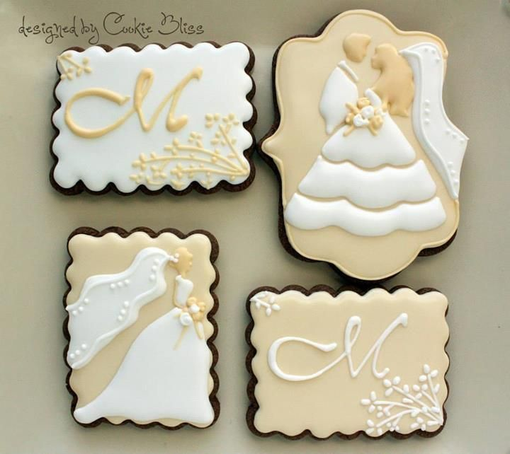 145 Best Images About Square White Wedding Cakes On Pinterest
