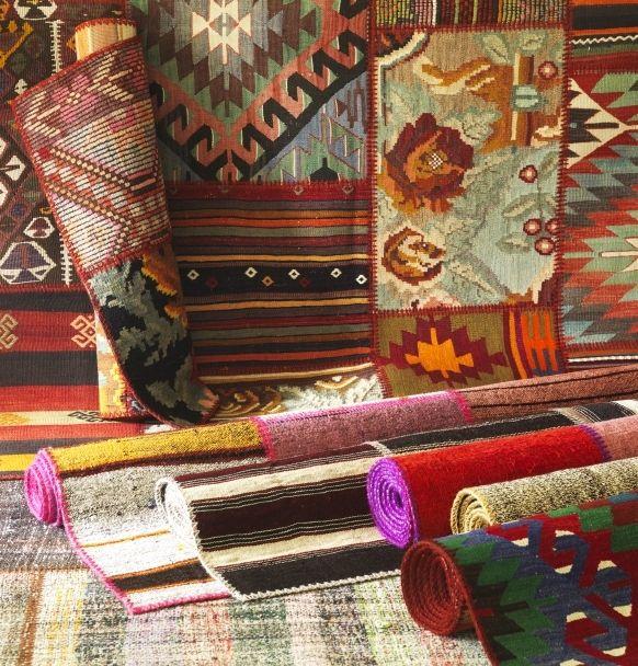 silkeborg rug flatwoven handmade rose rose traditional. Black Bedroom Furniture Sets. Home Design Ideas
