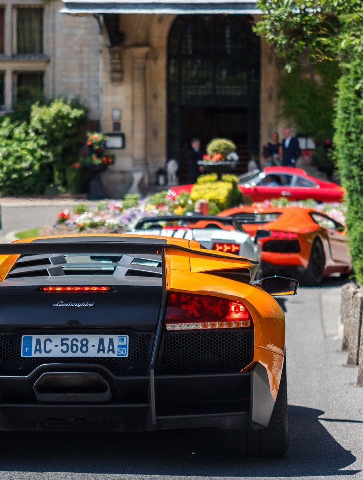 Automotivated: U201cQueue Of Lamborghini (by Arthur.H Photography) U201d