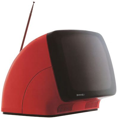 Autovox Television Linea 1 Designed by Rodolfo Bonetto in 1969 Vintage, out of production.