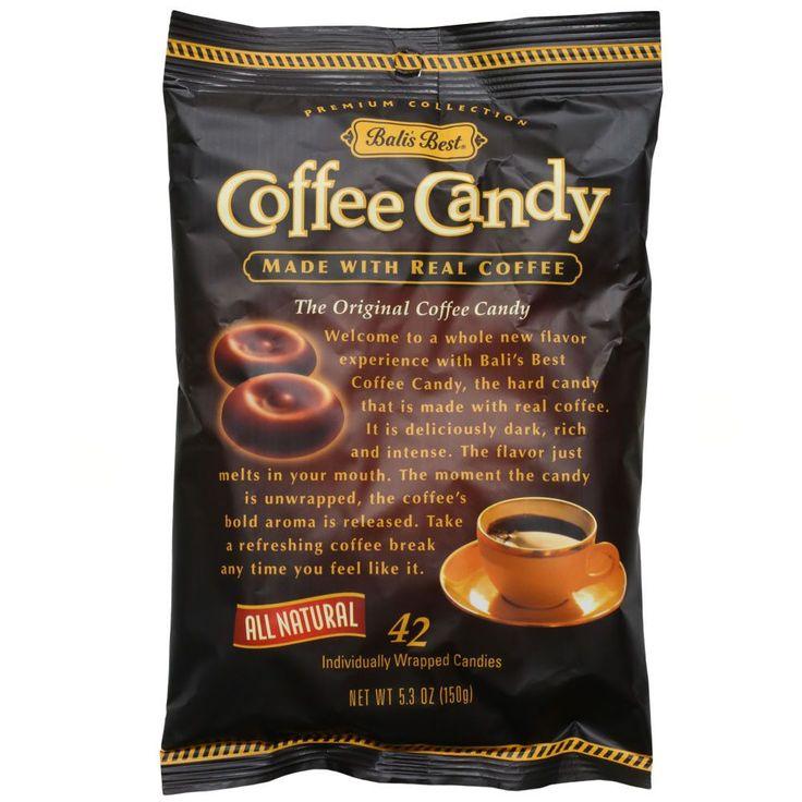 Bali's Best Coffee Candy - 5.3 oz