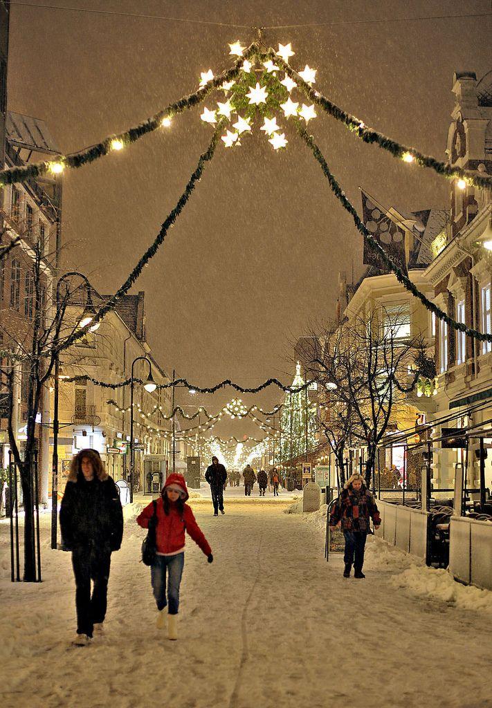 Winter in Kristiansand Norway | por Tor Erik Schroder