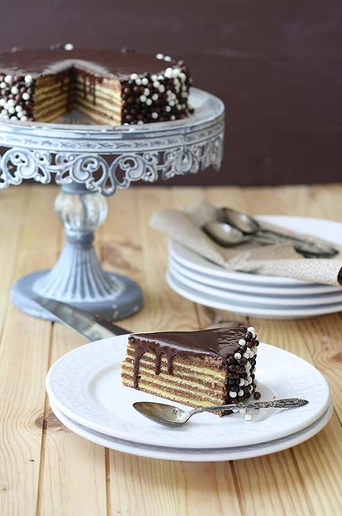 "German weddings are sweetened with a slice of baumkuchen, the ""King of Cakes""."