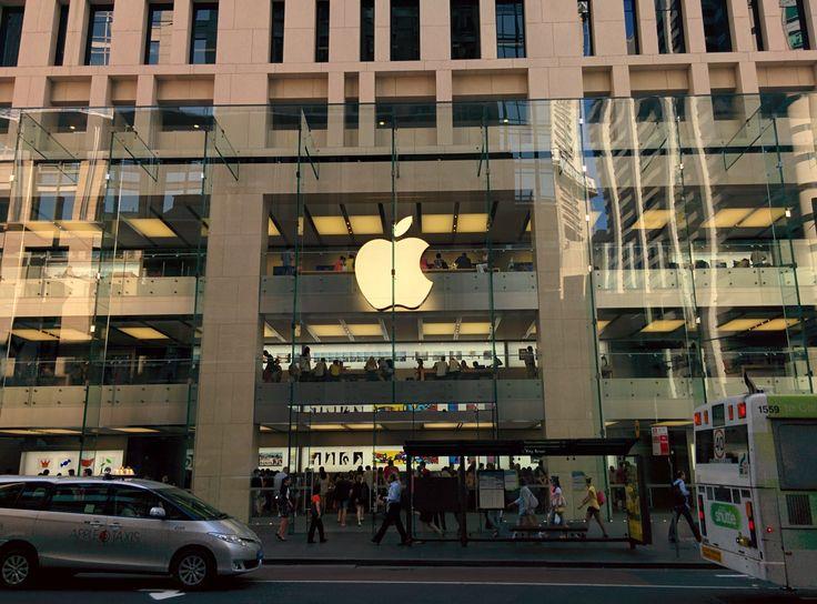 Apple Store!