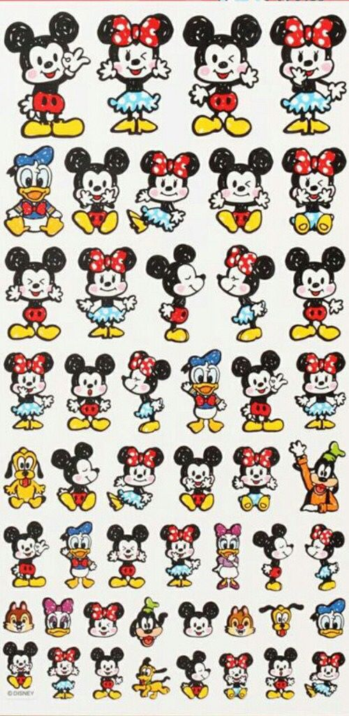 Mickey And Minnie Mouse Vintage Wallpaper Mickey And Minnie