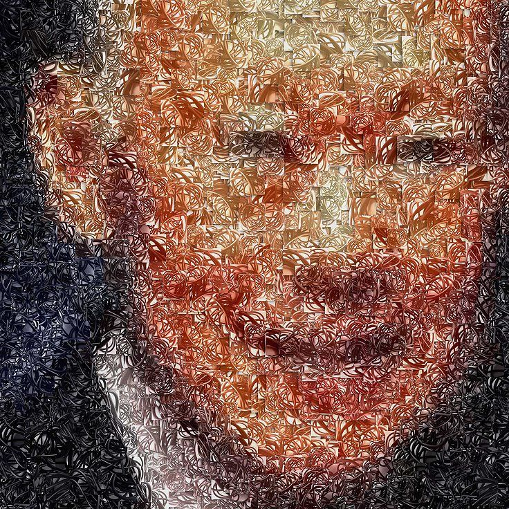 Lee kuan yew painting google search