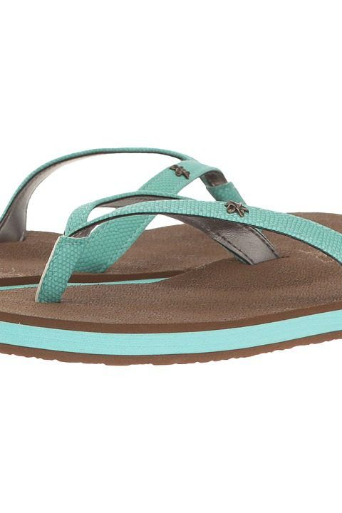 Cobian Lil Hanalei (Toddler/Little Kid/Big Kid) (Turquoise) Women's Sandals - Cobian, Lil Hanalei (Toddler/Little Kid/Big Kid), LHI17-440, Footwear Open Casual Sandal, Casual Sandal, Open Footwear, Footwear, Shoes, Gift, - Street Fashion And Style Ideas