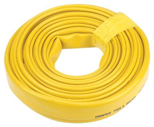 Draper 45343 10 m x 25 mm Layflat Hose -- Click image to review more details. (This is an affiliate link)