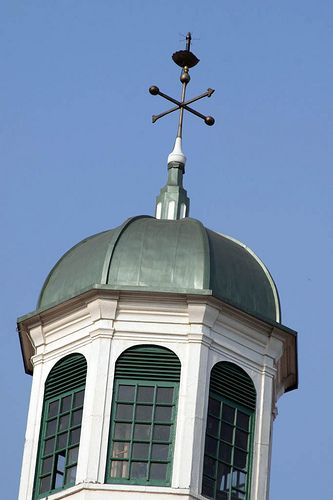 Museum Fatahilah, Tower.watch tower at the Fatahilah Museum, ex-VOC governor's palace, Jakarta