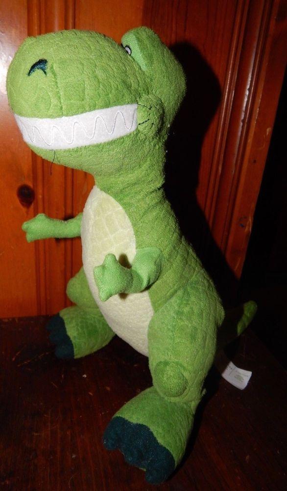 Kohls Cares 14 Plush Rex Dinosaur Toy Story Stuffed Animal Toy