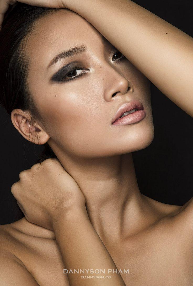 Đẹp magazine T3 - model: trang khieu, photo: dannyson, stylist: mi goi.