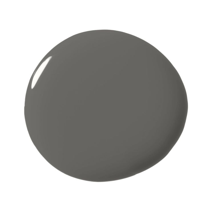 Dark Charcoal Grey Paint Part - 44: 25+ Interior Designers Weigh In On The Best Kitchen Paint Colors Ever