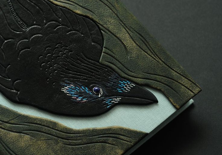 Photo Album, cloth and leather, by Pracownia Leśna 6