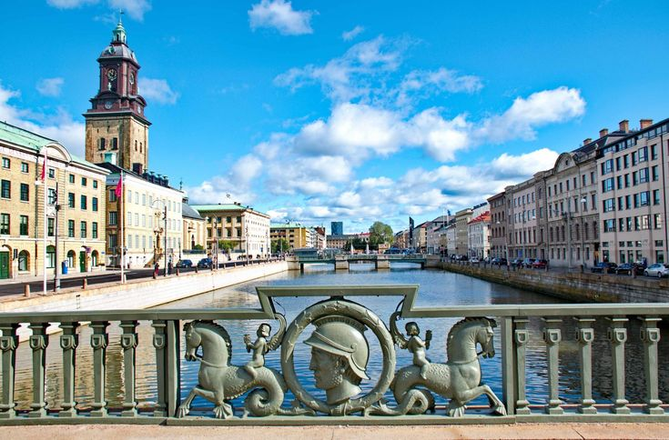 Gotemburgo, de esencia londinense