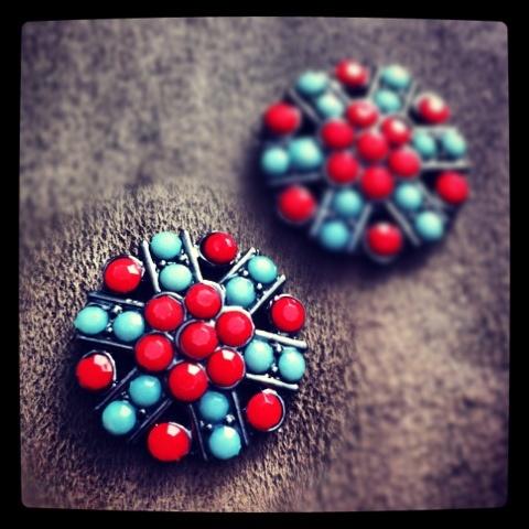 Melangé 4D DIY jewelry: Diy Red, Diy'S, Teal Earrings, Diy Jewelry, Size Style, 4D Diy, Jewelry Boxes