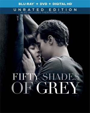 New DVDs and Blu-rays: Fifty Shades of Grey, Selma, Black Or White, Pyramid, and The Last 5 Years
