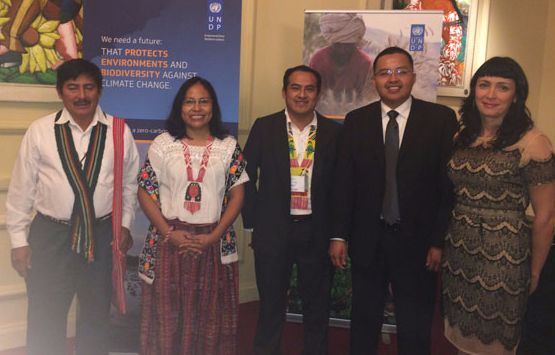 Chase Velasquez ('15) is going places. Chase, a post-graduate fellow in the IPLP program, attended the United Nations Climate Change Conference in Paris, held November 30 - December 12, alongside representatives of the Maya indigenous peoples of Belize. POSTED: January 20, 2016