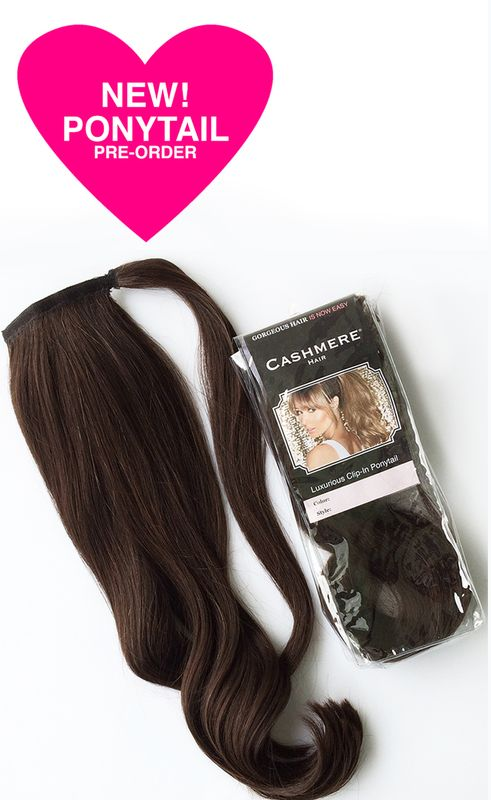 53 best ponytails images on pinterest hair cashmere and focus on cashmere hair wrap ponytail clip in hair extensions 100 human remy hair pmusecretfo Image collections