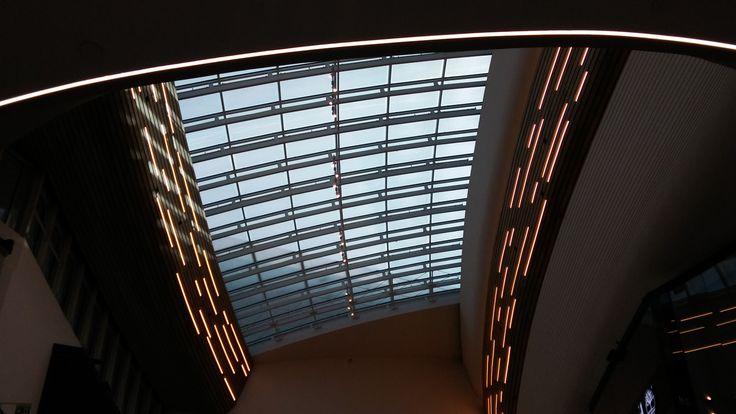 Architektura / Architecture | Wroclavia | Wrocław (Lower Silesia Voivodeship), Poland