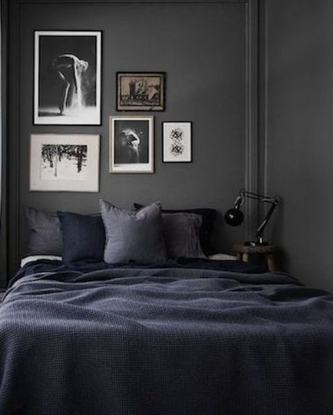 26 Sexy Moody Bedroom Designs That Catch An Eye