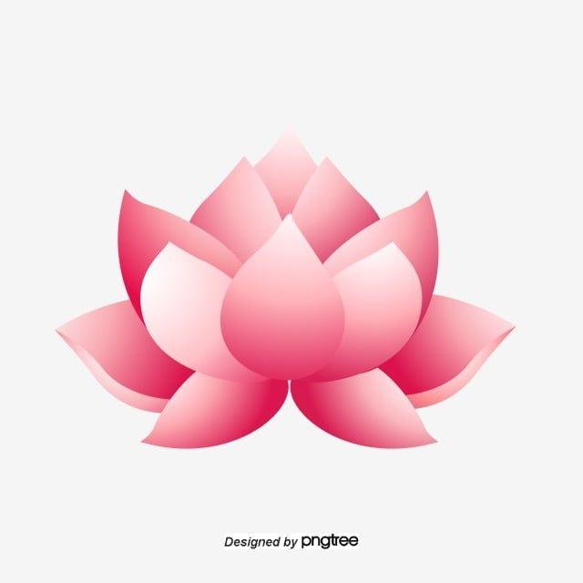 Dibujos Animados De Flor De Loto Clipart De Loto Vector De Loto Vector De Flor Png Y Vector Para Descargar Gratis Pngtree Vector Flowers Lotus Logo Lotus Vector