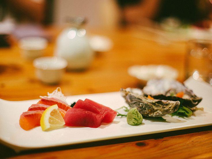 Japanese food – Shiki The Rock   Foodoir