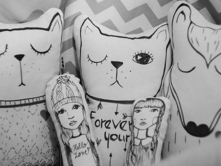 Pillows MMMoje