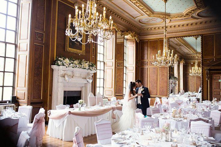 8 Wonderful Wedding Venues In Essex - Gosfield Hall | CHWV
