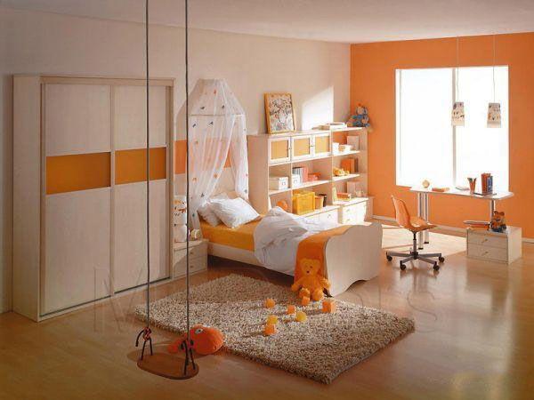 Kids Schlafzimmer Ideen Farbe und Kinder