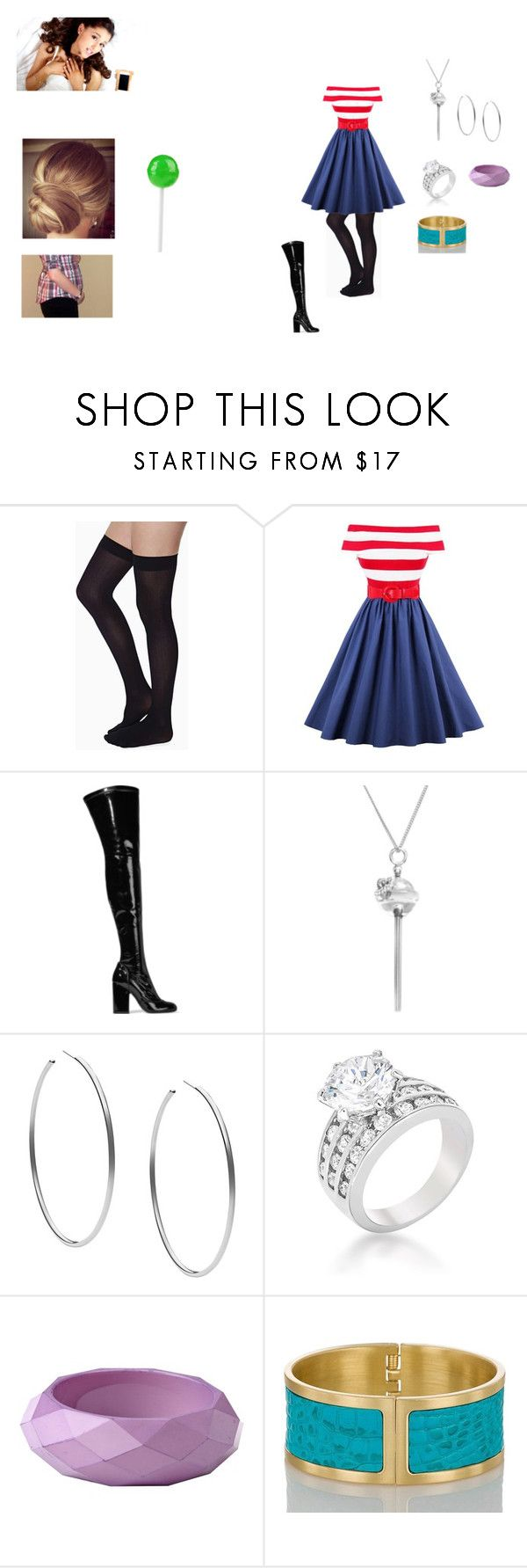 """Selena Alexandra Andrews"" by tayloranna-stone ❤ liked on Polyvore featuring Leg Avenue, Laurence Dacade, Simone I. Smith, Michael Kors, First People First, Brahmin and riverdale"