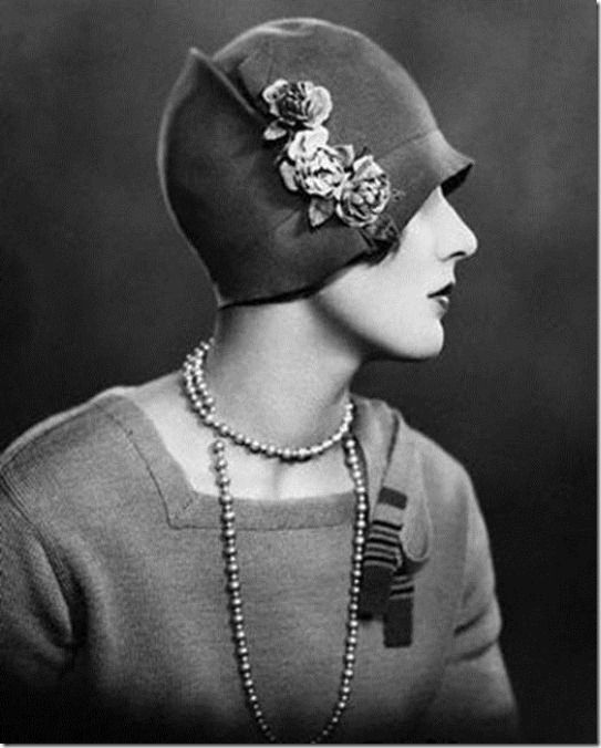A most fabulous cloche!