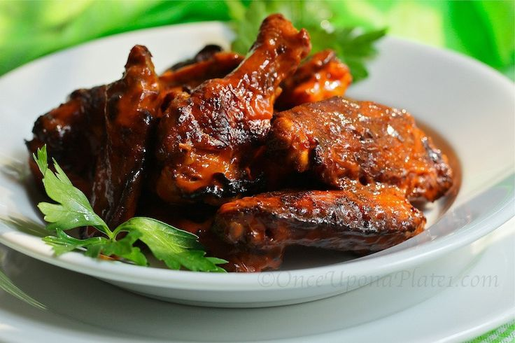 ... Wing Recipes on Pinterest | Grilled wings, Wings and Baked chicken