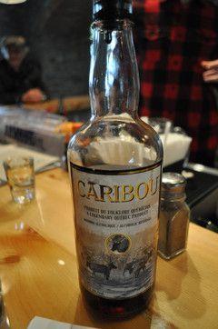トロント観光ブログ : Caribouというケベックのお酒ご存知ですか??