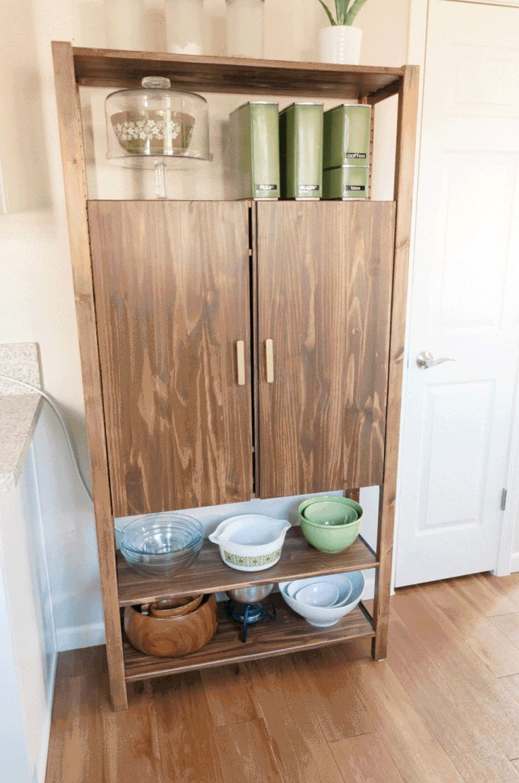 Ikea Kitchen Cabinet Doors Ivar Computer Cabinet Hack In 2019 | Jaymee Srp - Blog