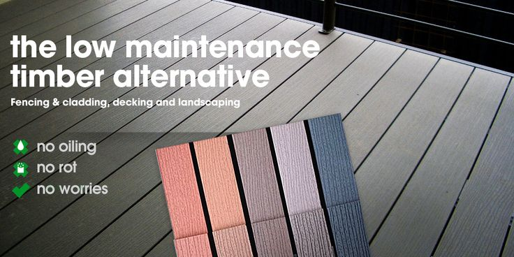 FutureWood supply a large range of eco friendly composite fencing, cladding & decking which looks & feels like real timber.