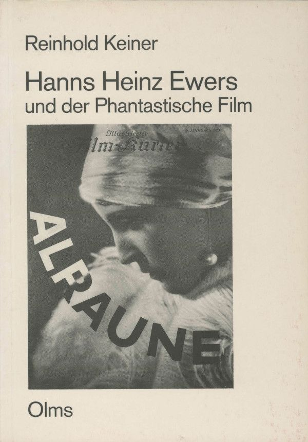 Hanns Heinz Ewers fought decidedly for the matters of the cinematography as a first German author already before 1914. Beside his theoretical commitment, he wrote manuscripts also for the film-industry. He is also the author of the film DER STUDENT VON PRAG (1913). The fantastic topic, the personality-division, signalled already a characteristic of the film-expressionism of the 1920er years.