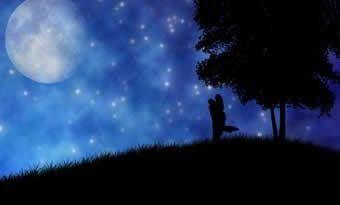 Quando a noite chegar você já sabe que vou estar sempre pronto para te dar um beijo de boa noite...