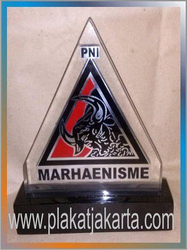 Plakat Resin PNI Marhaenisme Untuk info lengkap cek di www.spesialisplakat.com