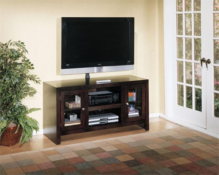 Del Mar 42 Inch Television Console - Chocolate. available in stores and online.