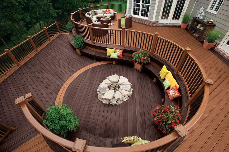 Perfect deck