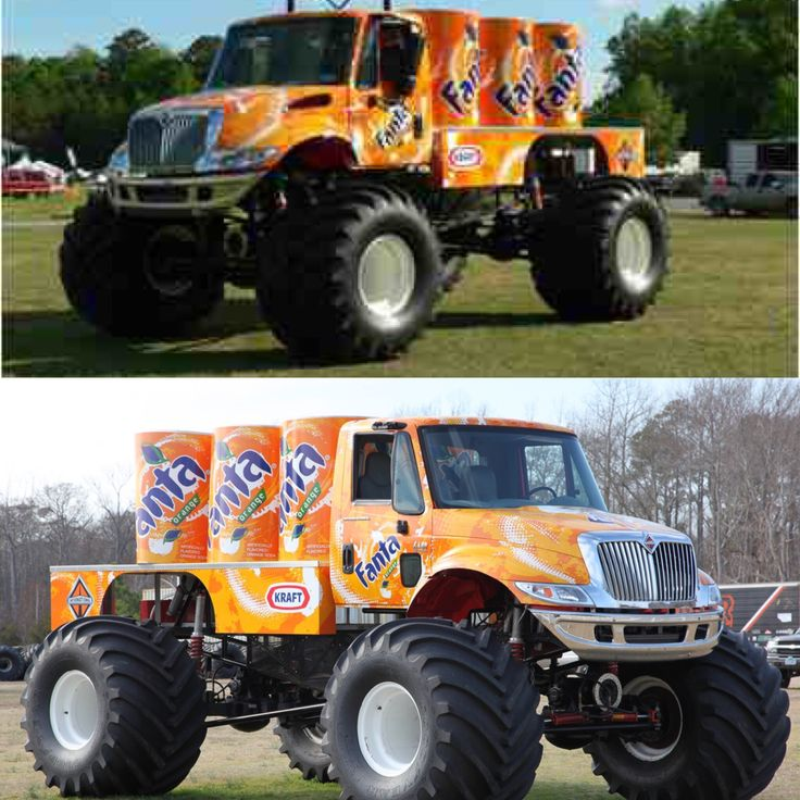 Best Monster Trucks Images On Pinterest Monster Trucks