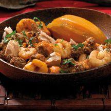 Afrikanisches #Stew mit #Süßkartoffeln - klingt komisch, schmeckt aber richtig klasse!