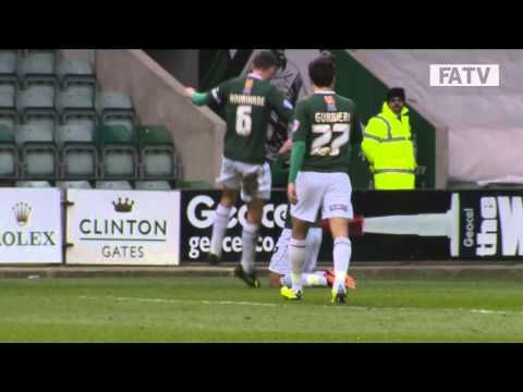 FOOTBALL -  Plymouth Argyle vs Welling United 3 - 1, FA Cup Second Round Proper 2013-14 highlights - http://lefootball.fr/plymouth-argyle-vs-welling-united-3-1-fa-cup-second-round-proper-2013-14-highlights/